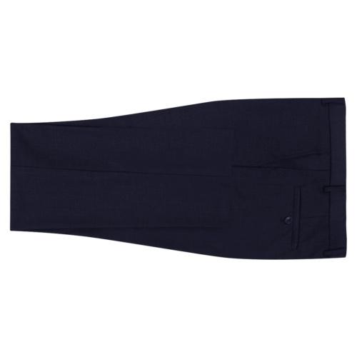 Pantaloni vestito  uomini della Marina taglia 46