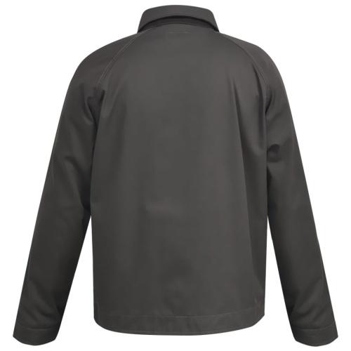 Men's Work Jacket Size L Grey