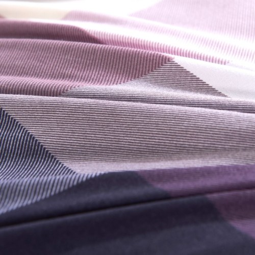 Комплект для двухслойного пододеяльника с фиолетовым чехлом для печати 140x220 / 60x70 см