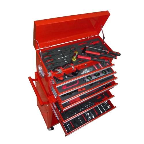 Tool Chest: 7 cassetti e 250 strumenti inclusi