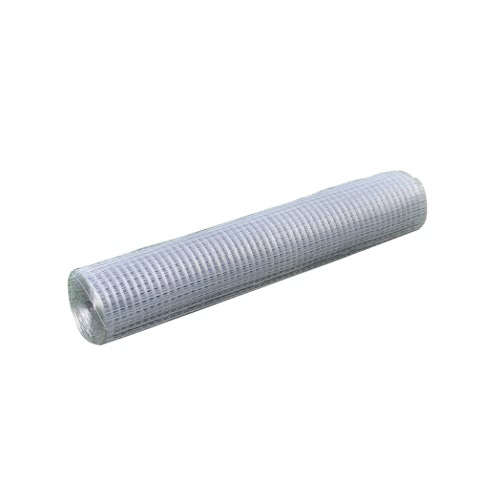 Square Wire Netting 1x25 m Galvanized Thickness 0,7 mm