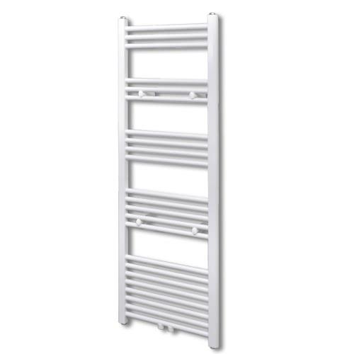 Bathroom Central Heating Towel Rail Radiator Straight 500 x 1424 mm