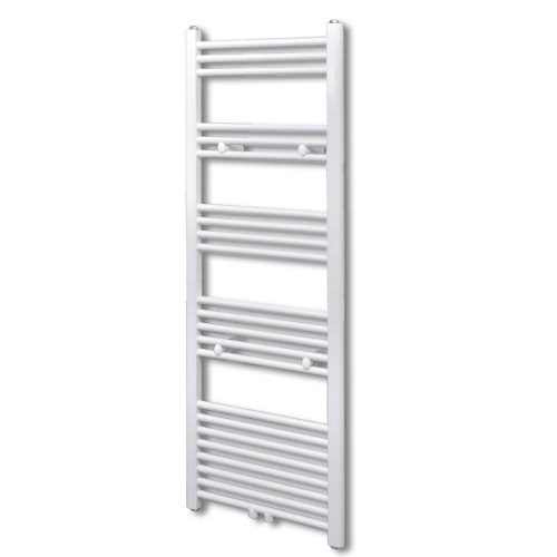 Bathroom Central Heating Towel Rail Radiator Straight 600 x 1424 mm