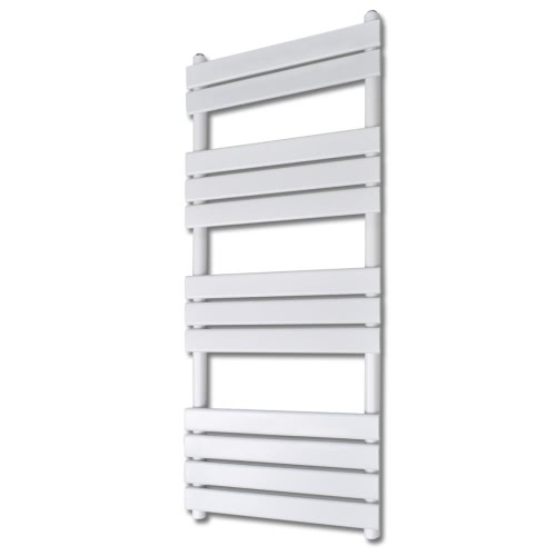 Bathroom Central Heating Towel Rail Radiator Straight 600 x 1400 mm