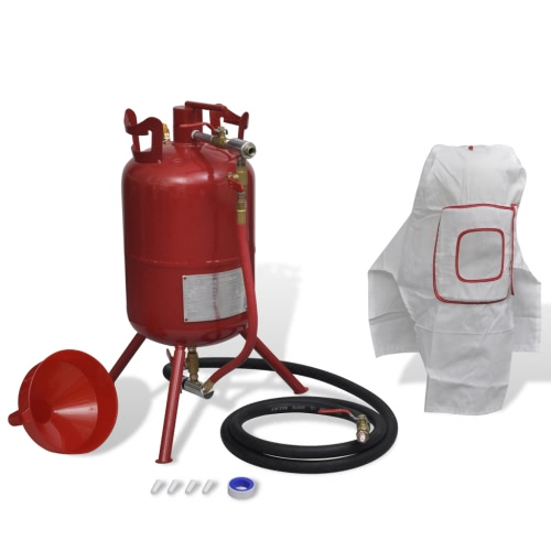 Portable 19 L Aire Sand Blaster