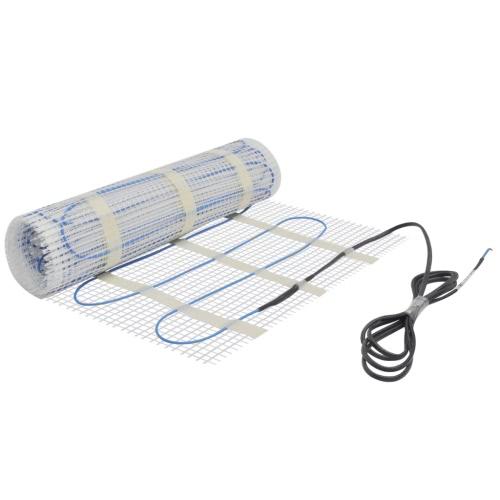 10 m² Underfloor Heating Mat 200 W/m² Twin