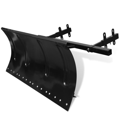 Snow Plough Blade 100 x 44 cm for Snow Thrower