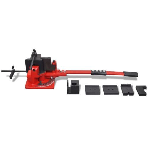 Operado manualmente Máquina Universal Steel Pipe Bending