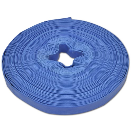 Tubo d'acqua piatto 50 m in PVC 25 mm