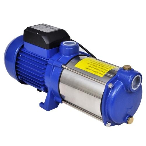 Реактивный насос 1300 Вт 5100 л / ч Синий