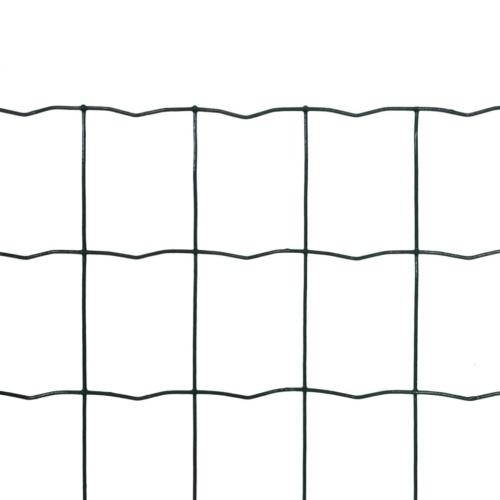 Euro Fence 10x1,96 m con acciaio Mesh 100x100 mm