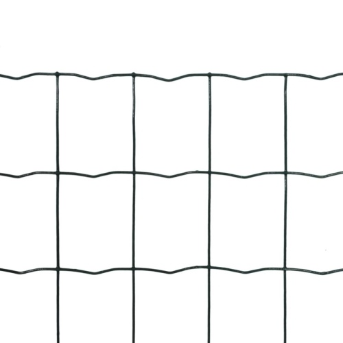 Euro Fence 10x1,96 m con 76x63 mm Mesh Steel