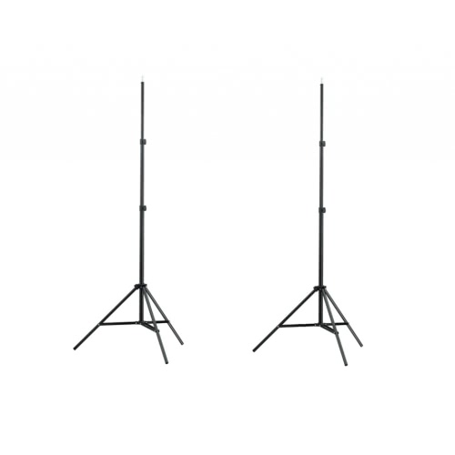 2 Light Stands Hauteur 78 - 230 cm