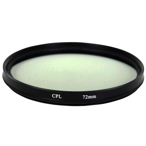 CPL Filter 72mm UK
