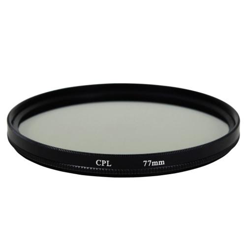 Filtr CPL 77mm