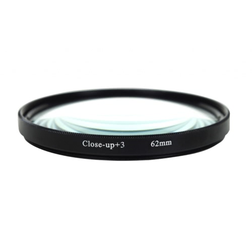 Close-up Lens +3 62 mm UK