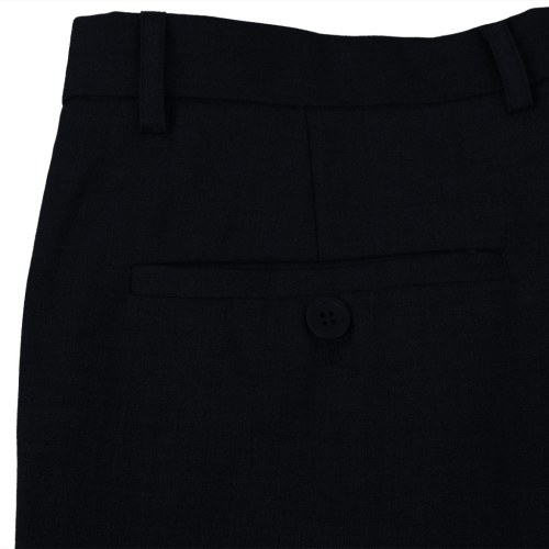 men 2pc black size 48