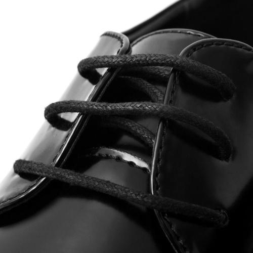 Men's Black Evening Shoes Size 40