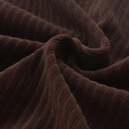 Раскладная крышка дивана Широкие полоски Brown