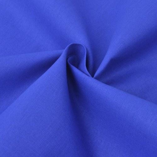 in september sleeve cotton quilt 3-piece blue 200x220 / 80x80 cm