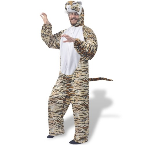 Tiger costume di carnevale XL-XXL