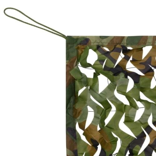 filet de camouflage  avec sac de rangement 13'x19.7 '