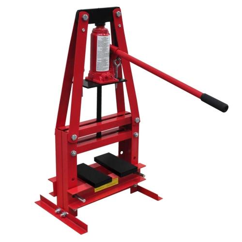 6-Tonnen-Hydraulik Heavy Duty Boden Shop Presse