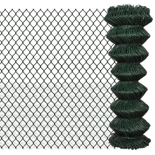 "Łańcuch Fence 4 '1 ""x 82' Zielony"