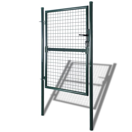 Garden Mesh Gate Fence Door Wall Grille 39