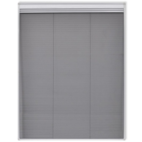 Insect Plisse Screen Window Aluminum 63