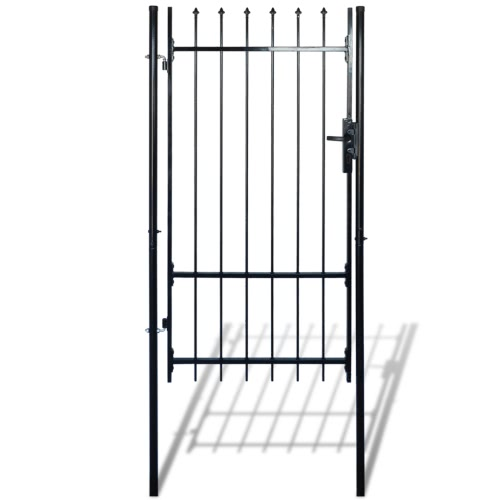 Fence Gate with Spear Top (single) 39