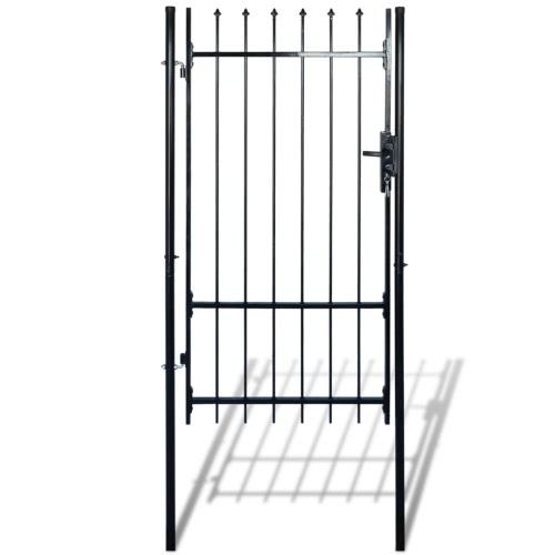 Puerta de la cerca con la lanza superior (individual) 39