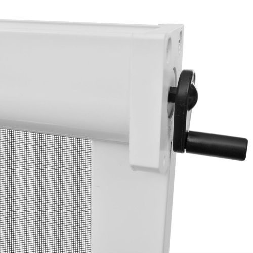 """White Roll Down Insect Screen для Windows 39.4 """"x66.9"""""""