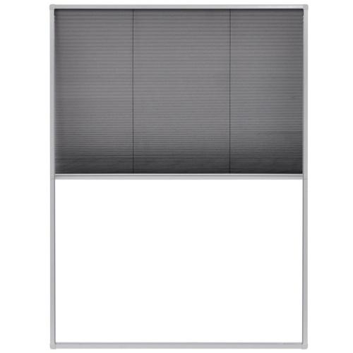 "Plisse Insect Screen для Windows Aluminium 23.6 ""x31.5"""