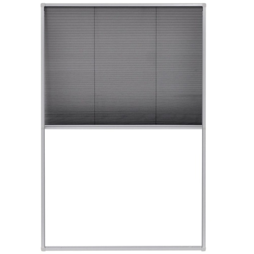 "Plisse Insect Screen для Windows Aluminium 31.5 ""x47.2"""