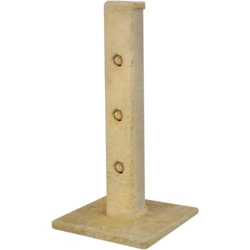 a forma di albero di raschietto 85 cm beige gatto