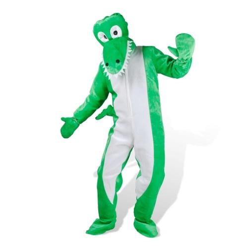 Krokodil-Kostüm Karneval ML