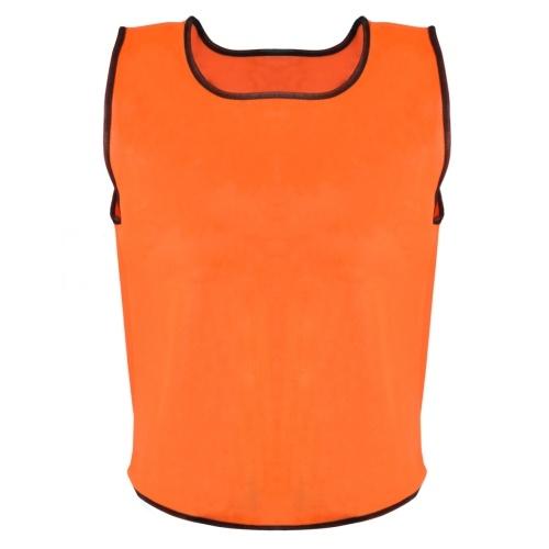 Canotta Sport Arancione Junior 10 pz