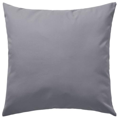 Наружные подушки 2 шт. 45х45 см. Серый