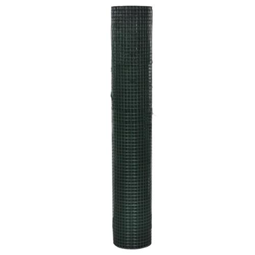 Rete per recinzione in acciaio galvanizzato maglia quadrata 16 x 16mm