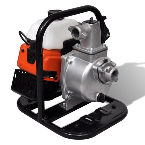 Pompa d'acqua a benzina a 2 tempi 1,45 kW 0,95 L