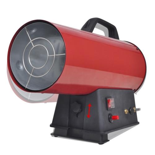 Calentador de gas portátil 15 kW