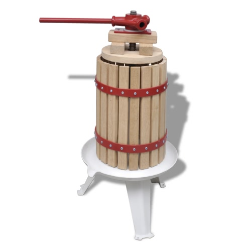 Press for fruit and wine 6 L