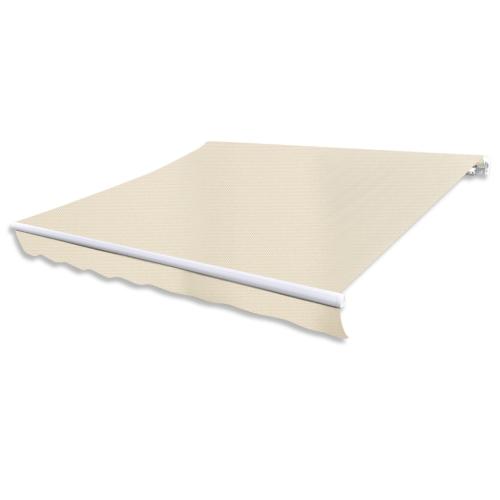 top namiot Parasol Cream 3 x 2,5 m (zestaw nie zawiera ramek)
