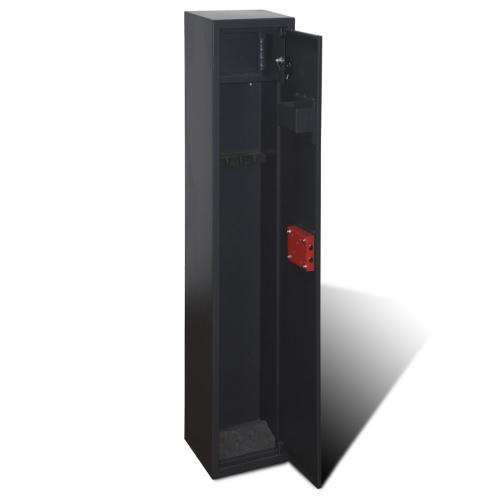 Gun Safe with Ammunition Box for 5 Guns