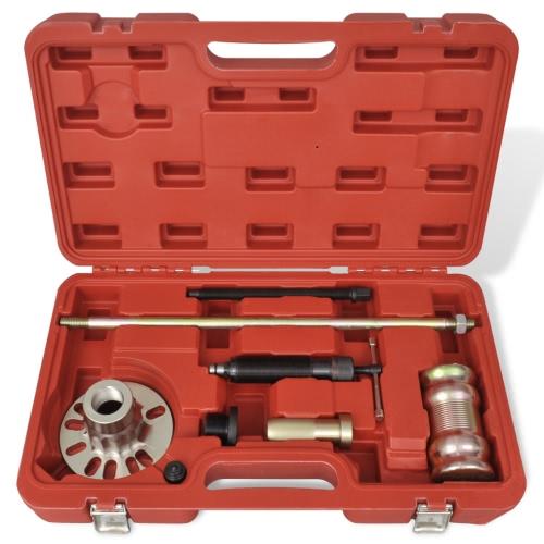 Hydraulic Wheel Hub Puller with Hammer Set 10 Ton