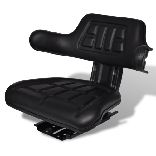 Tractor Seat Arm Rest and Backrest