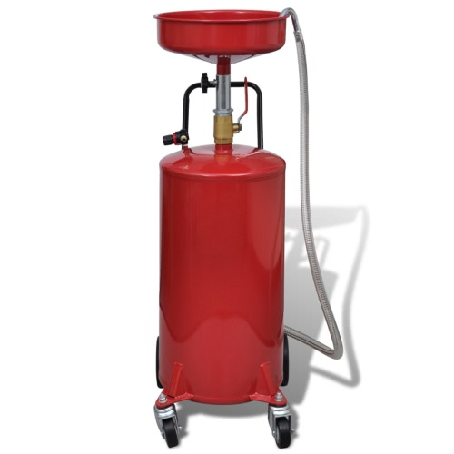 courir collection vidange de l'huile contenant l'unité d'huile collecte dispositif 75L