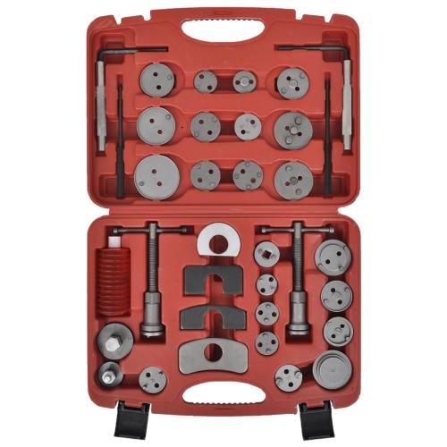 Brake Caliper Piston Wind Back Tool Kit 35 pcs