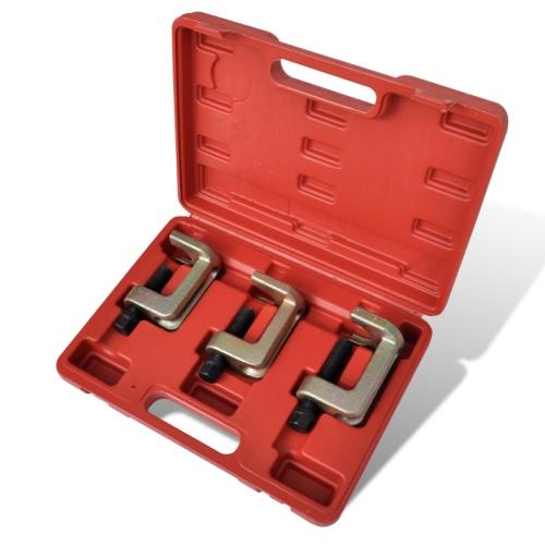 Bola herramienta de extracción conjunta Set 3 piezas.
